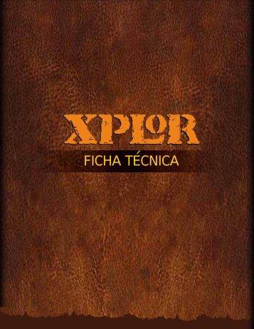 ficha tecnica - Imagen Xplor