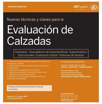 CalzadaImprenta:Layout 1.qxd - Colegio de Ingenieros de Caminos ...