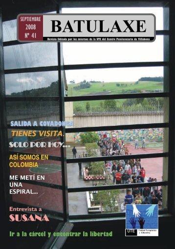 BATULAXE - UTE Centro Penitenciario de Villabona