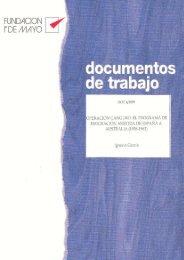 Operación canguro. El programa de emigración asistida de España ...