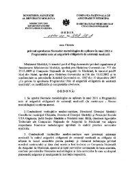 Ordin № 348/56-A din 29.04.2011 Cu privire la aprobarea Normelor ...