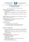 Domeniul Asistenta Sociala - Facultatea de Sociologie si Psihologie - Page 5