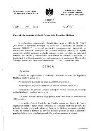 Ordin Nr. 695 din 13.10.2010 - Ministerul Sănătăţii