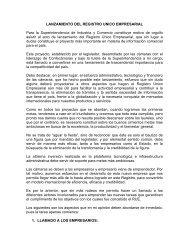 registro unico empresarial1.pdf - Superintendencia de Industria y ...