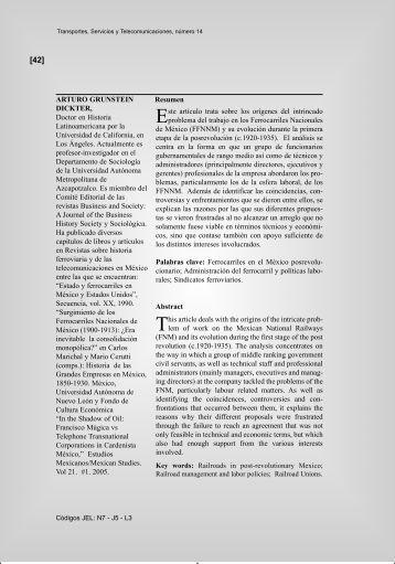 Descarga del artículo completo en formato pdf - Revista TST