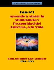 Paso Nº3 Aprende a Atraer la Abundancia y Prosperidad del ...