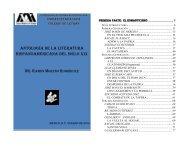 Antología de la Poesía Hispanoamericana del siglo XIX