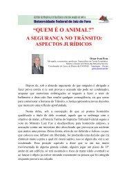 OSCAR IVAN PRUX - QUEM É O ANIMAL