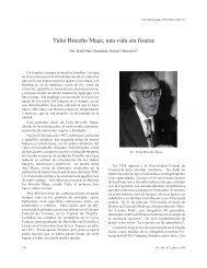 Tulio Briceño Maaz, una vida sin fisuras - Academia Nacional de ...