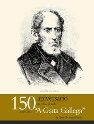 150 aniversario A Gaita Gallega - Ano Pintos