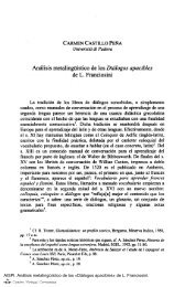 Diálogos apacibles - Centro Virtual Cervantes