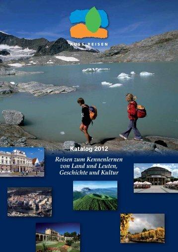 Katalog 2012 - Russ Reisen