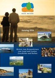 Katalog 2010 - Russ Reisen