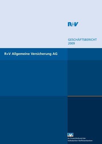 Vorstand der R+V Allgemeine Versicherung AG - R+V Versicherung