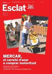 MERCAR, - Associació Esclat