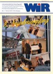 Nr. 2 · Februar 2010 · 38. Jahrgang Informationsblatt ... - Amt Eggebek