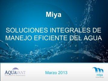 Shimon Constante - Water Week Latinoamérica