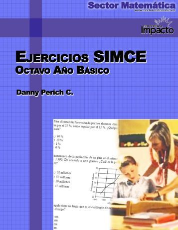 Ejercicios SIMCE 8º año básico - Sector Matemática