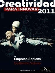 Empresa Sapiens - Centro de Innovación