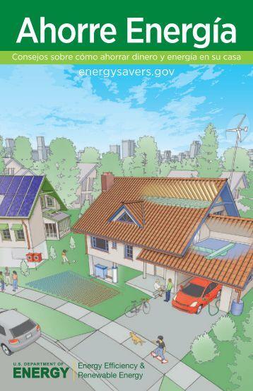 Ahorro Energía: Consejos sobre cómo ahorrar dinero y ... - NREL
