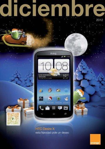 HTC Desire X - Movisaler