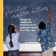 Una guía de planificación financiera para la educación superior de ...