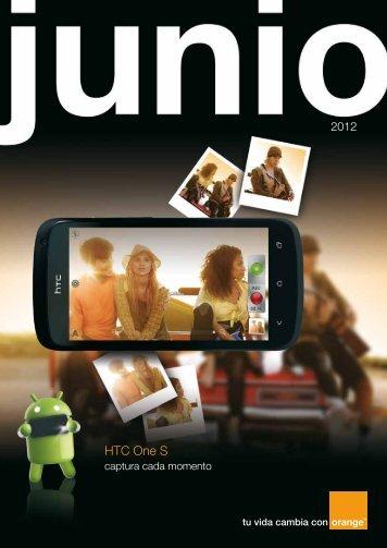 Revista junio 2012 - Acerca de Orange