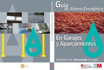 Guía de Ahorro Energético en Garajes y Aparcamientos