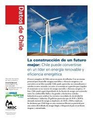 cuantiosos recursos energéticos renovables de Chile - Natural ...