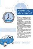 ahorro gas y gasolina - Profeco - Page 7