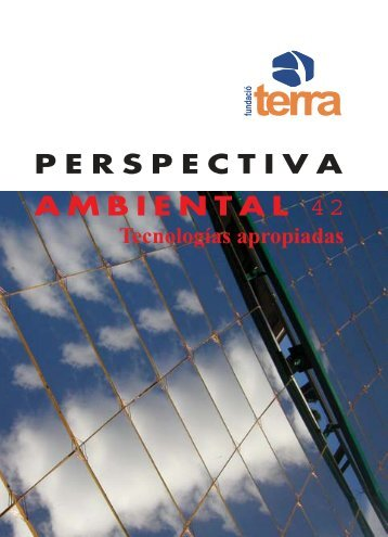Descargar la monografía en formato PDF - Fundación Tierra