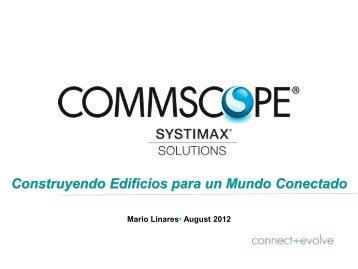 Infraestructura para Telecomunicaciones Ing. Mario Linares Rubio