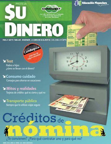 Revista 133 Abril 2011 - Condusef