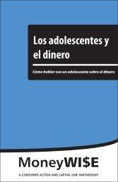 Teens & Money - Consumer Action