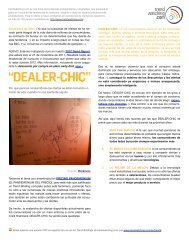 Descargar DEALER-CHIC en PDF - Trendwatching
