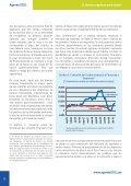 ¿Cómo Aumentar La Profundidad Del Mercado ... - Agenda 2011 - Page 6