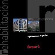 Catalogo de Rehabilitación Fachadas - Euronit