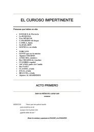 EL CURIOSO IMPERTINENTE - AMPA Severí Torres