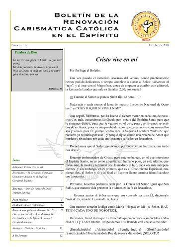 nº 17-Octubre de 2008 - Gratuidad