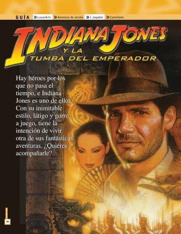 Descargar Indiana Jones y la Tumba del ... - Mundo Manuales
