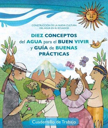 Cuadernillo Diez Conceptos del Agua