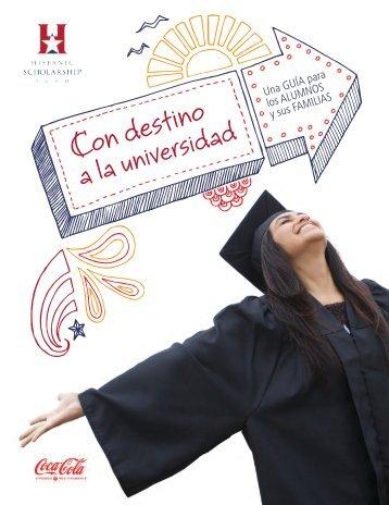 high school - Hispanic Scholarship Fund