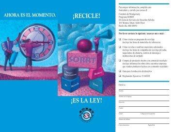 PDF document - Montgomery County, Maryland