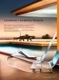 Catálogo General Lavadoras y Secadoras - Siemens - Page 2