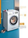 Catálogo General Lavadoras y Secadoras - Siemens - Page 7