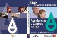 Guía de Ahorro Energético en Residencias y Centros de Día