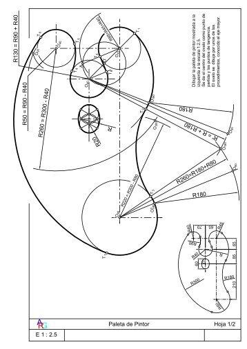 solución de la paleta de pintor. 23/09 - Educarm