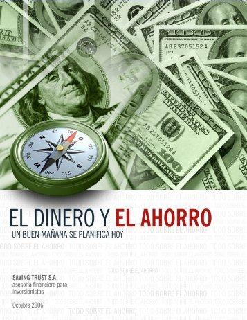 El Dinero y el Ahorro - Universidad Nacional de Salta