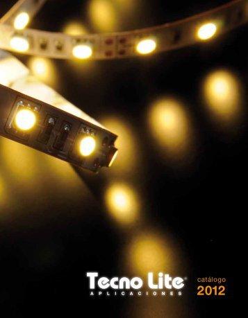 Catalogo Tecno Lite - Tecnolite Aplicaciones