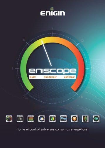 Catálogo Eniscope - Disvent Ingenieros